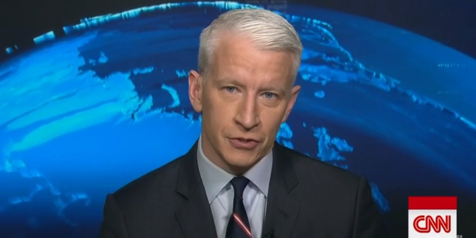 Anderson Cooper Owns Up To No Go Zone Blunders At Cnn