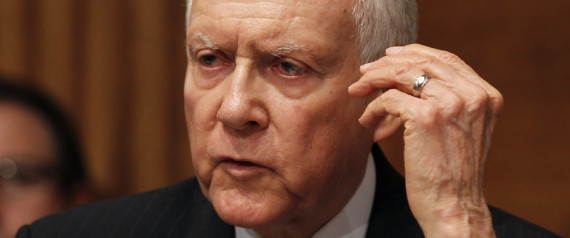 ORRIN HATCH DUMB ASS HEALTH CARE