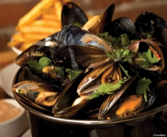 chambar mussels