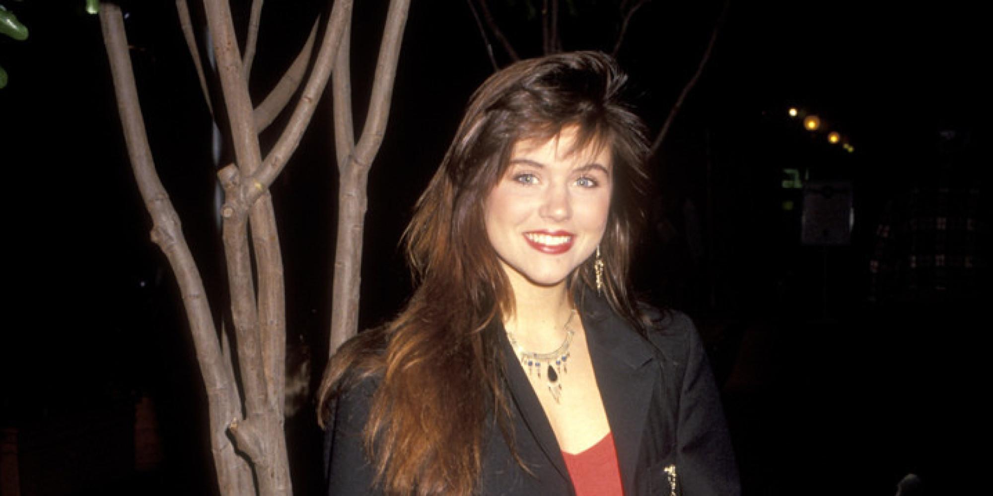Harperamber: All The Times Tiffani Thiessen Was So '90s