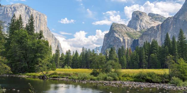 Yosemite Lodging Experience