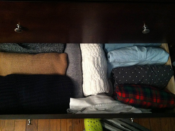 knits drawer