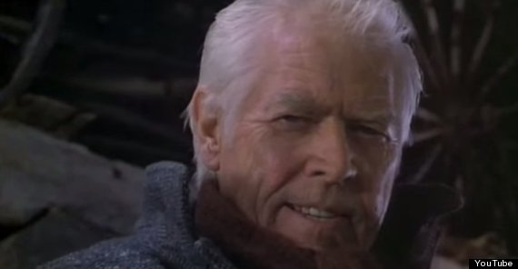 james coburn affliction