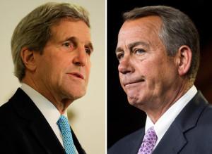 Boehner's israel stunt