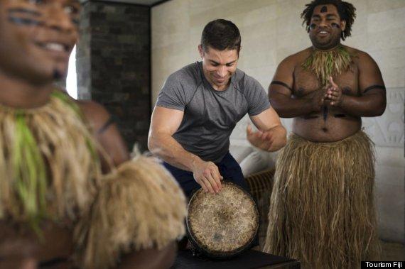 fiji drums
