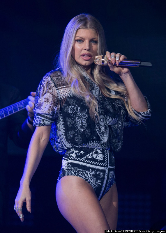 Fergie Admits She Got Sick Of Hearing And Performing ... Fergie Songs