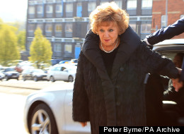 'Corrie' Barbara Given 12-Month Ban For Drink-Driving