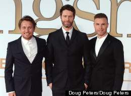 Take That Admit To Considering A Split
