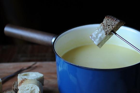 ... chocolate fondue day coconut cajeta chocolate fondue recipe on food52