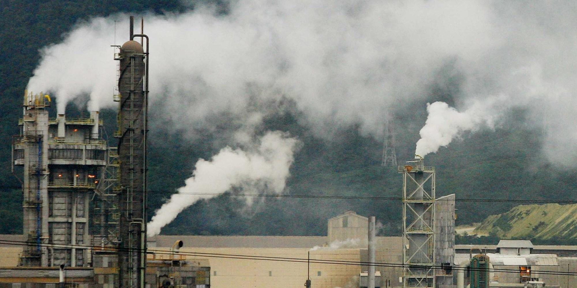 Vazamento de gás tóxico intoxica 82 pessoas em Cubatão - Brasil Post