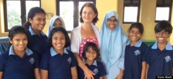 Teaching Cinderella in Sri Lanka