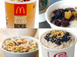 Oatmeal Smackdown: The Healthiest Fast-Food Oatmeals