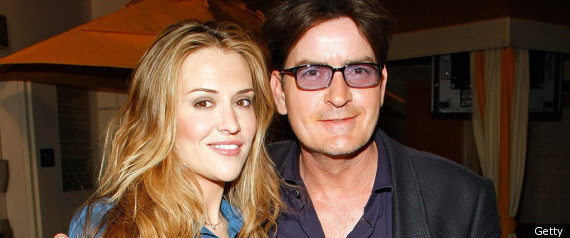 Charlie Sheen Brooke Mueller Custody