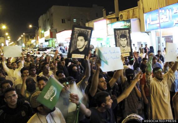 day of rage saudi arabia