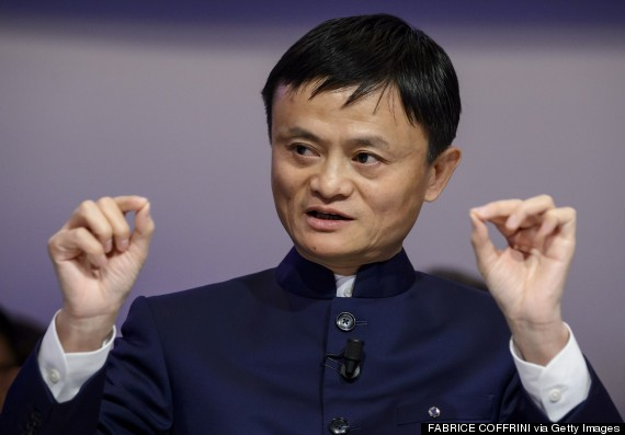meet alibaba 39 s jack ma the steve jobs of china is just getting started huffpost. Black Bedroom Furniture Sets. Home Design Ideas