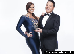 Raúl y Rashel revelan algo antes de conducir 'Miss Universo'