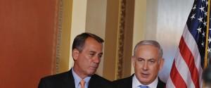 Boehner Netanyahu
