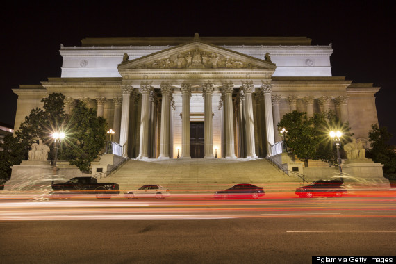national archives washington