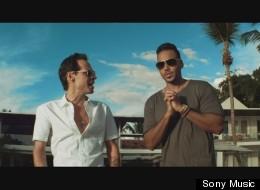 Romeo Santos y Marc Anthony se pelean por una mujer