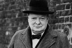 Winston Churchill   Pic: PA