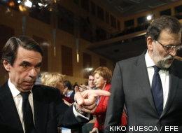 Lo que dice Aznar en esta entrevista no le va a gustar a Rajoy