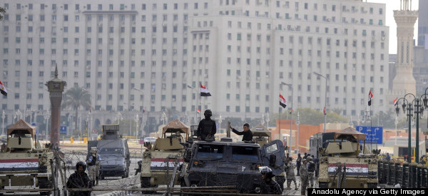 Female Protester Shot Dead At Leftist Party March In Cairo