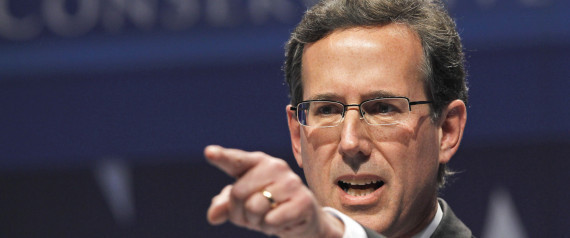 RICK SANTORUM FOX NEWS SUSPENSION