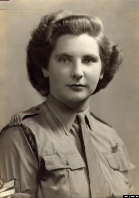 betty webb