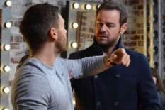 Dean and Mick in EastEnders | Pic: BBC