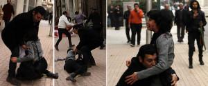 CAIRO ACTIVIST SHOOTING