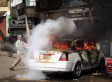 Police And Protesters Clash In Egypt On Anniversary Of Uprising