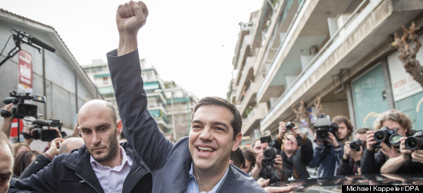 Radical Left Syriza Leads Greek Election Exit Polls By Wide Margin