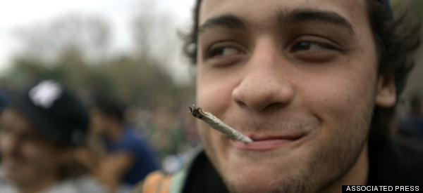 Report: Legal Weed Is The Fastest-Growing Industry In The U.S.