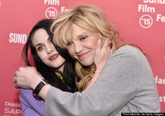 frances bean cobain courtney love
