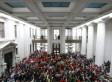 Ohio Union Bill Aimed At Reducing Bargaining Rights Passes State Senate
