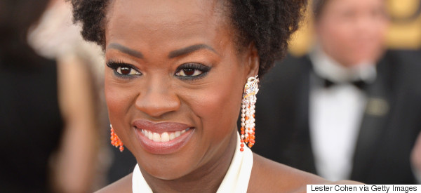 Viola Davis' Natural Hair Is Her Crowning Glory