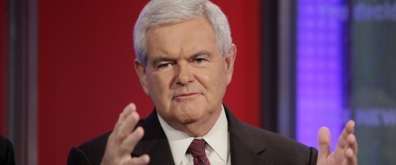 Newt Gingrich 2012 Announcement