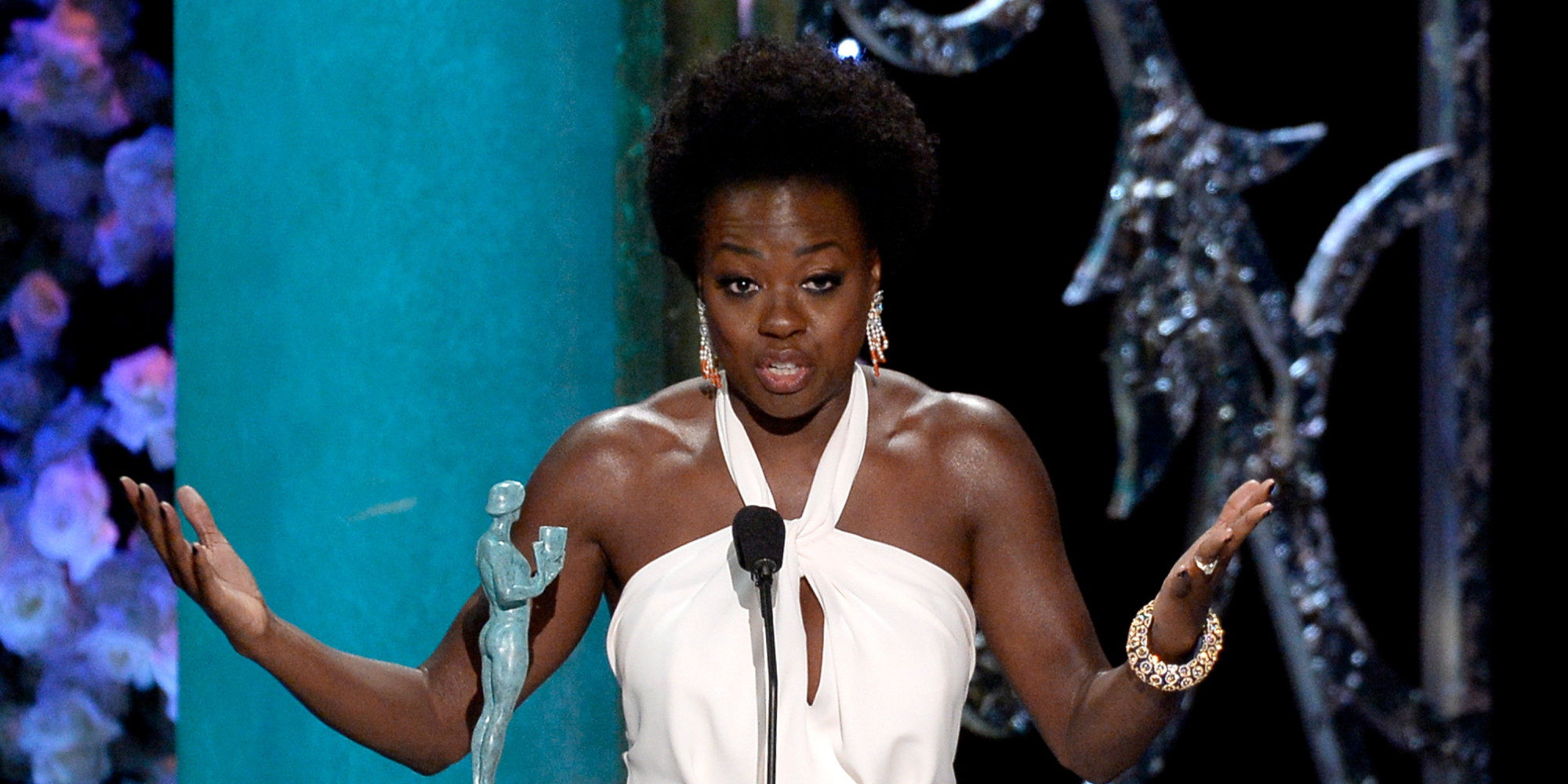 Viola Davis Calls Out Hollywoods Lack Of Diversity During