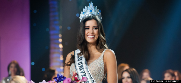 MISS COLOMBIA ES LA NUEVA MISS UNIVERSO