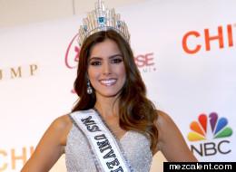 Exclusiva: La Nueva Miss Universo habla de cirugías y sus sacrificios