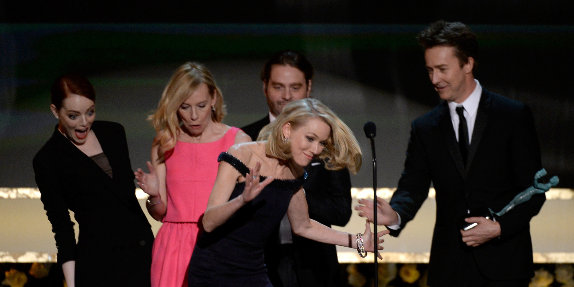 SAG Awards 2015: El pa... Naomi Watts Facebook