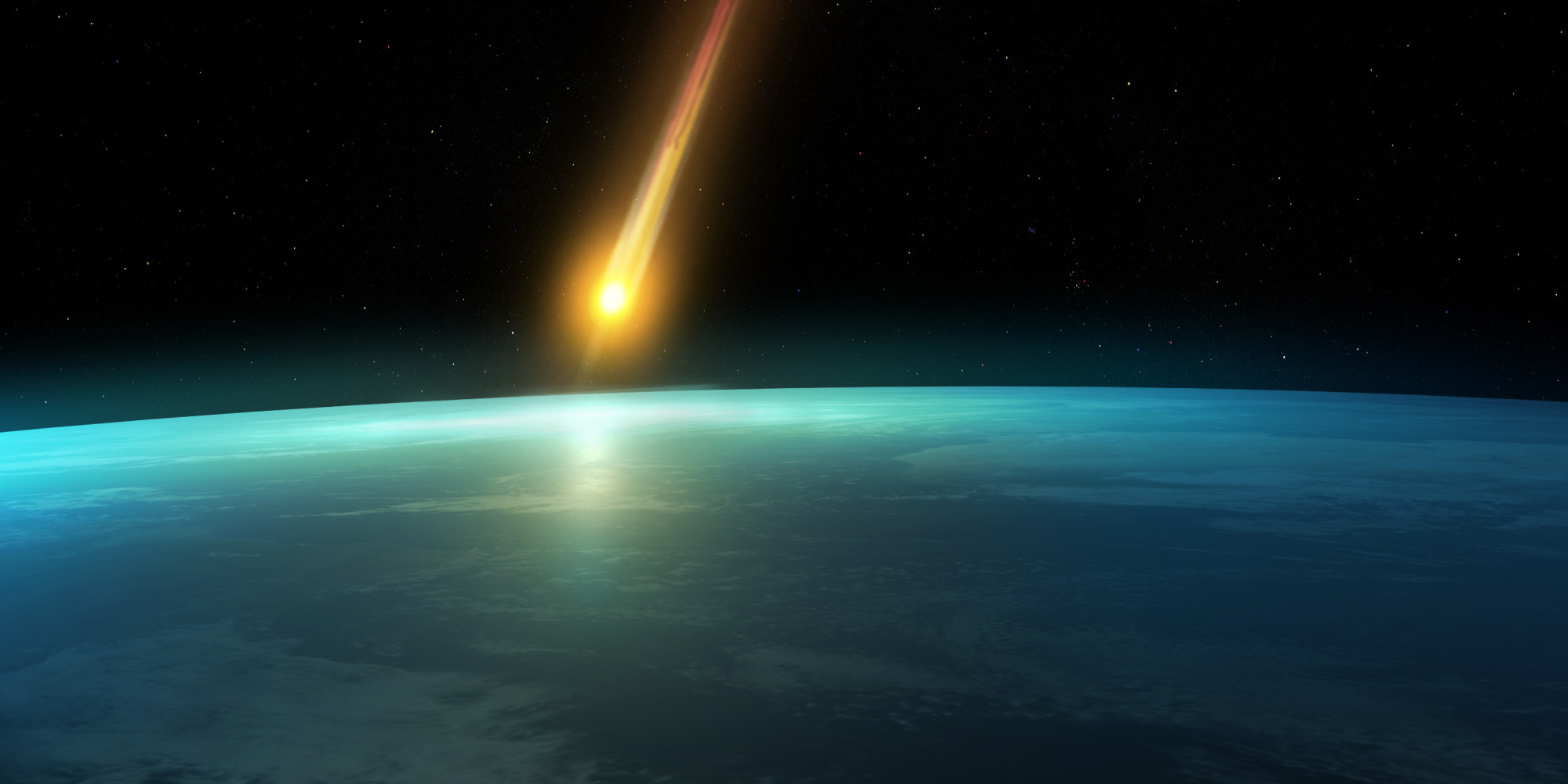 cool comets meteors and asteroids wallpaper - photo #42