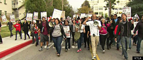 Cal State Protests