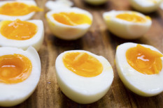 Hardboiled eggs | Pic: Getty Images