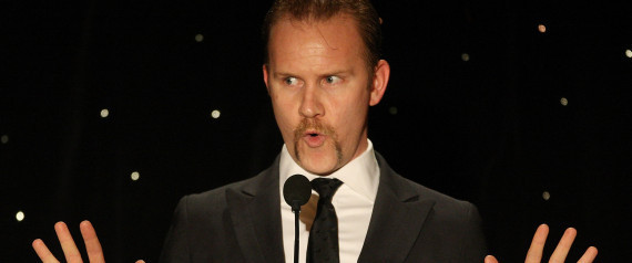 MORGAN SPURLOCK TED 2011