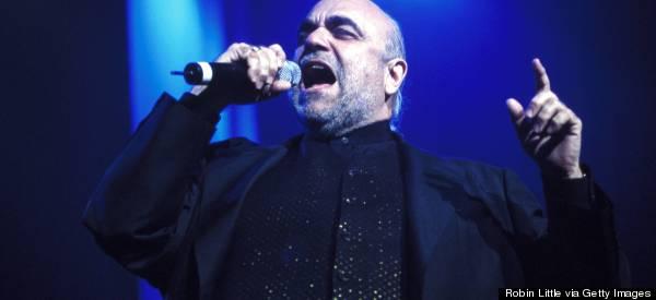 Greek Singer Demis Roussos Dies, Aged 68
