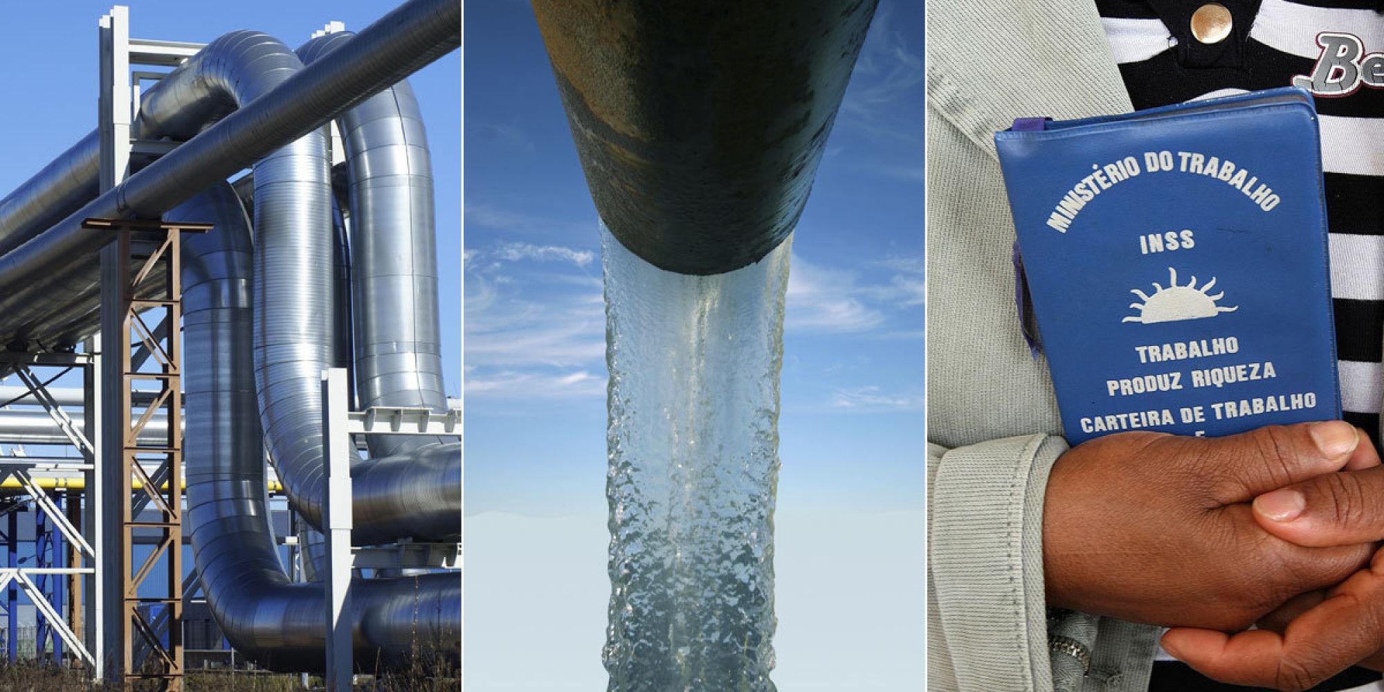 Crise da água em SP: 'Vilões' do consumo, indústria, comércio e ... - Brasil Post
