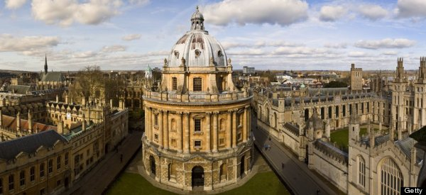 8 Ways You Know You're An Oxford Graduate