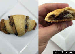 Behold The Crookie: Half Croissant, Half COOKIE!