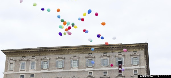 Balloons Are The New Peace Doves